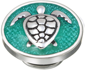 Image of Kameleon Myrtle The Turtle Green JewelPop View 1