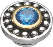 Image of Kameleon Celestial Blue Topaz JewelPop View 1