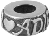 Image of A Silver Breeze Adirondack Wheel Bead View 2