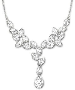 Image of Swarovski Tranquility Necklace View 1