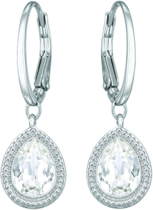Image of Swarovski Aneesa Pierced Earrings View 1