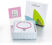 Image of Chamilia Breast Cancer Awareness Gift Set 2015 View 1