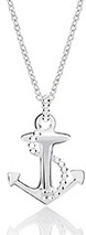 Image of Chamilia Anchor Pendant View 3