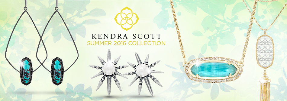 Kendra Scott Summer 2016 Collection
