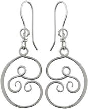 Image of Saratoga Jewels Motherhood (Love) - Earrings View 1