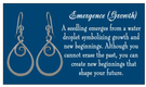 Image of Saratoga Jewels Emergence (Growth) - Necklace View 2