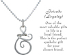 Friends Necklace w-meaning
