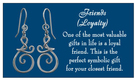 Image of Saratoga Jewels Friends (Loyalty) - Necklace View 3
