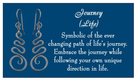 Image of Saratoga Jewels Journey (Life) - Necklace View 2
