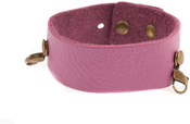 Image of Lenny and Eva Thin Cuff-Orchid View 1