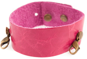 Image of Lenny and Eva Thin Cuff- Magenta View 1