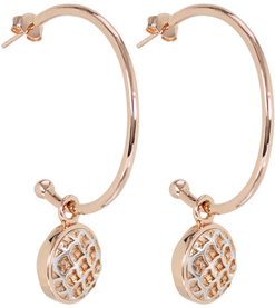 Image of Kameleon California Dreamin' - Rose Gold Earrings View 1