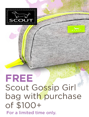 Free Scout Gossip Girl Bag