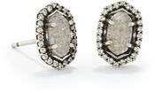 kendra-scott-cade-earrings-antique-silver-wtcz-iridescent-druzy