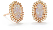 kendra-scott-cade-earrings-rosegold-wtcz-iridescent-druzy