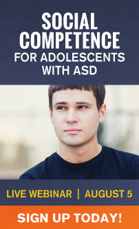 Targeting Social Competence for Adolescents with ASD