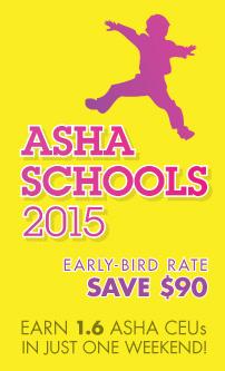 ASHA Schools 2015