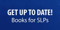 Books for SLPs