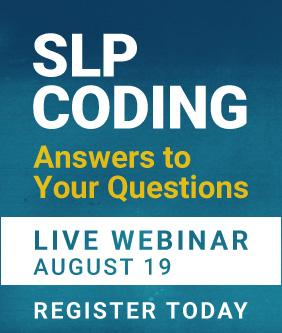 SLP Coding