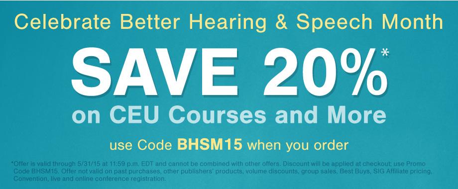 BHSM Sale!