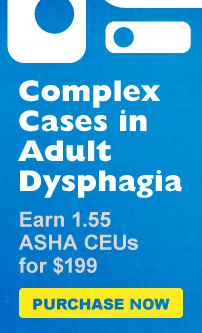 Complex Cases in Adult Dysphagia Best Buy