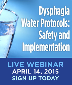 Dysphagia Water Protocols