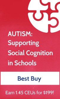 Autism: Supporting Social Cognition