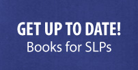 Books for SLPs