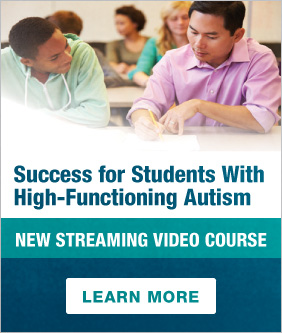 Success for Students with High-Functioning Autism