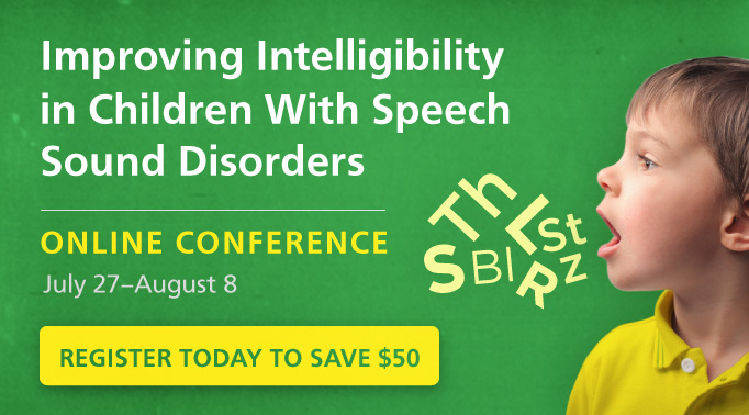 Speech Sound Online Conference