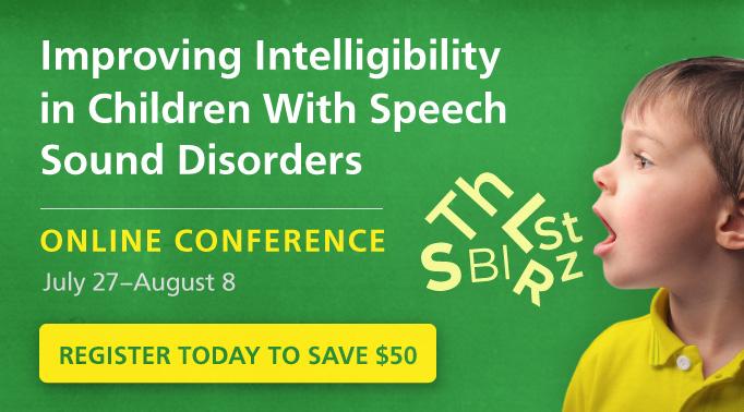 Speech Sound Online Conference