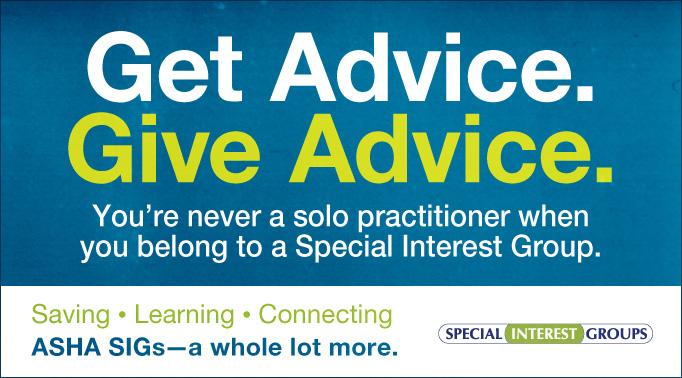 Get Advice