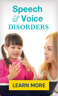 Speech and Voice Disorders