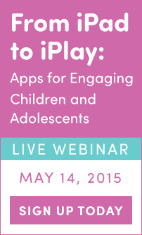 From iPad to iPlay: Apps for Engaging Children and Adolescents