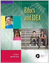 Ethics and IDEA