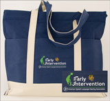 Early Intervention Tote Bag