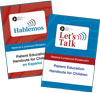 Let's Talk SLP and Hablemos: Patient Education Handouts for Children Best Buy