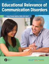 Educational Relevance of Communication Disorders
