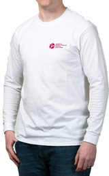 Long-Sleeve T-Shirt, White