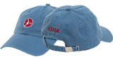 ASHA Baseball Hat, Blue