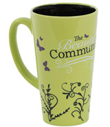 The Beauty of Communication mug