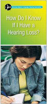 How Do I Know If I Have a Hearing Loss?