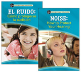 Noise: How to Protect Your Hearing Bilingual Booklet