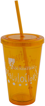 Fantastic Foundation Orange Drinkware