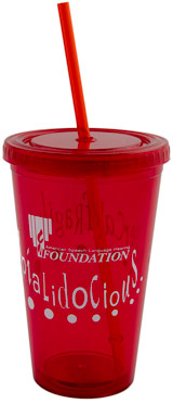 Fantastic Foundation Red Drinkware