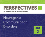 SIG 2 Perspectives Vol. 22, No. 2, August 2012