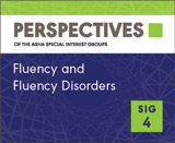 SIG 4 Perspectives Vol. 24, No. 1, May 2014