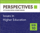 SIG 10 Perspectives Vol. 15, No. 2, October 2012