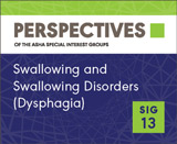 SIG 13 Perspectives Vol. 21, No. 4, December 2012