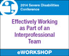 Effectively Working as Part of an Interprofessional Team